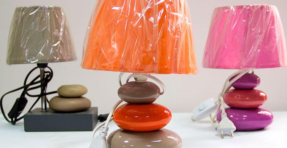 terry-designs-purple-brown-orange-lampshades