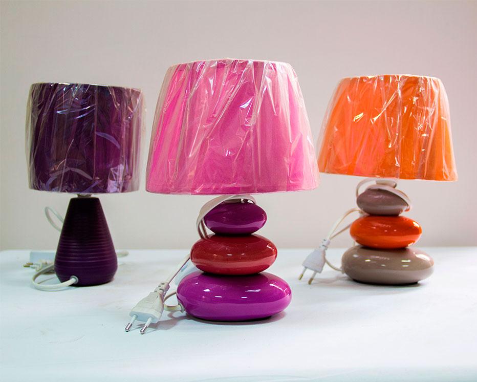 terry-designs-purple-pink-orange-lampshades