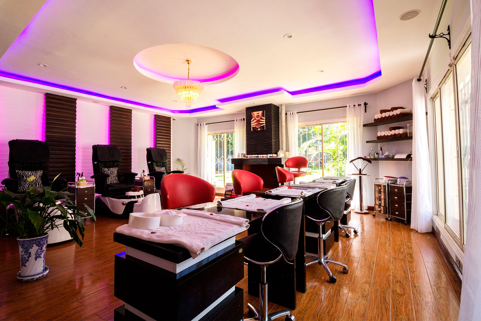 manicure, pedicure, revitalize, wellness, spa